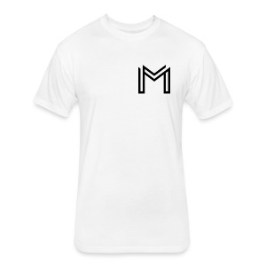 Mathias Official Logo - Fitted Cotton/Poly T-Shirt by Next Level