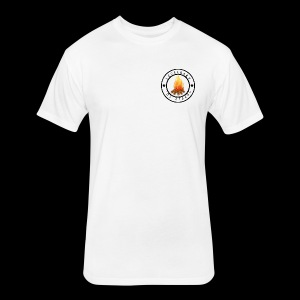 legendary campfire - Fitted Cotton/Poly T-Shirt by Next Level