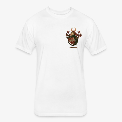 The Lazar - Fitted Cotton/Poly T-Shirt by Next Level
