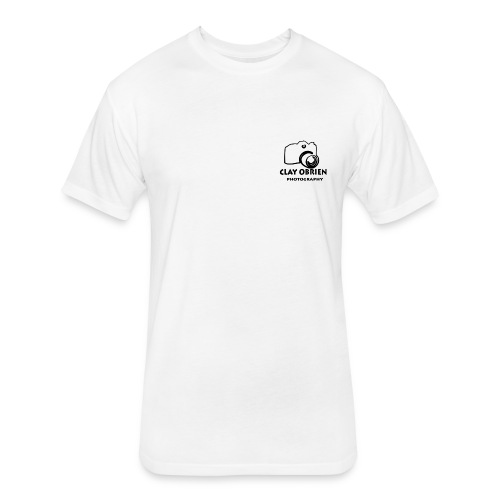 Clay Obrien Photography - Fitted Cotton/Poly T-Shirt by Next Level