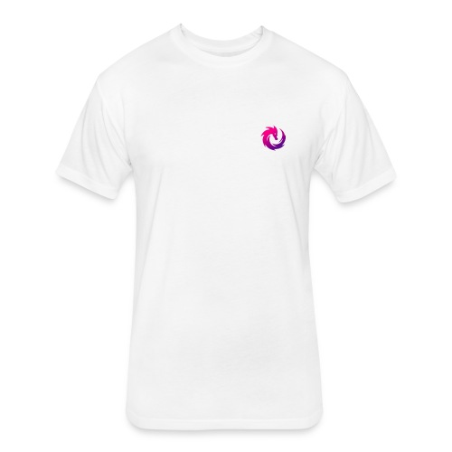 Dragon FraGZ_ logo - Fitted Cotton/Poly T-Shirt by Next Level