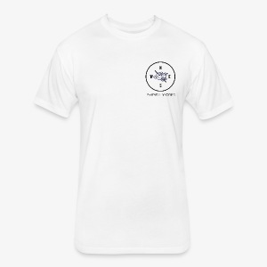 Spread It Around 2 - Fitted Cotton/Poly T-Shirt by Next Level