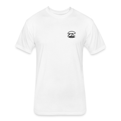PFC Logo Shirt - Fitted Cotton/Poly T-Shirt by Next Level