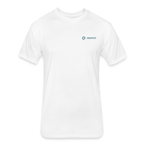 DebzProp - Fitted Cotton/Poly T-Shirt by Next Level