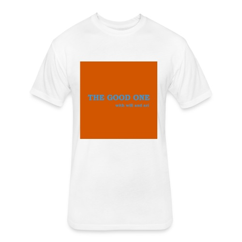 Normal Logo - Fitted Cotton/Poly T-Shirt by Next Level