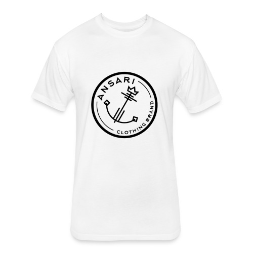 Ansari Original - Fitted Cotton/Poly T-Shirt by Next Level