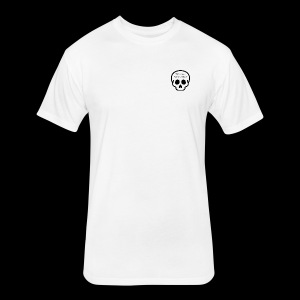 Teenage Freakshow - Fitted Cotton/Poly T-Shirt by Next Level