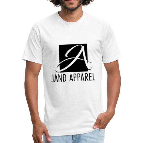 logo1 1 - Fitted Cotton/Poly T-Shirt by Next Level