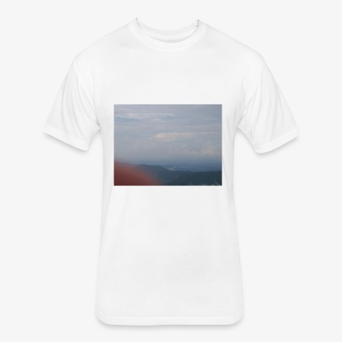 015 - Fitted Cotton/Poly T-Shirt by Next Level