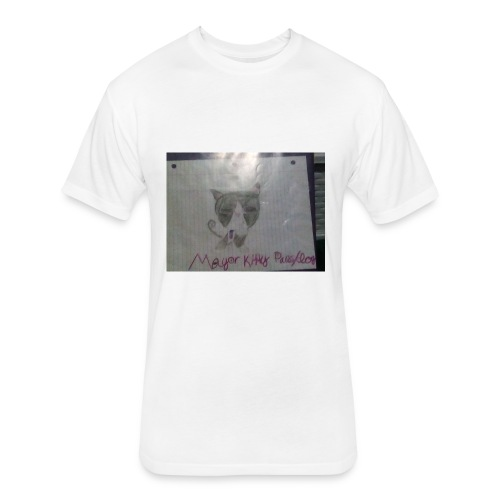 1538102160975 1772826562 - Fitted Cotton/Poly T-Shirt by Next Level