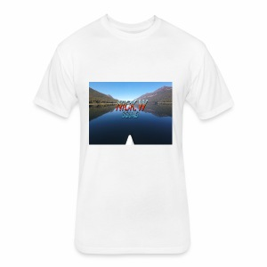Squad T-shirt - Fitted Cotton/Poly T-Shirt by Next Level