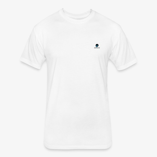 YTLogan Fletcher Rebo Wolf - Fitted Cotton/Poly T-Shirt by Next Level