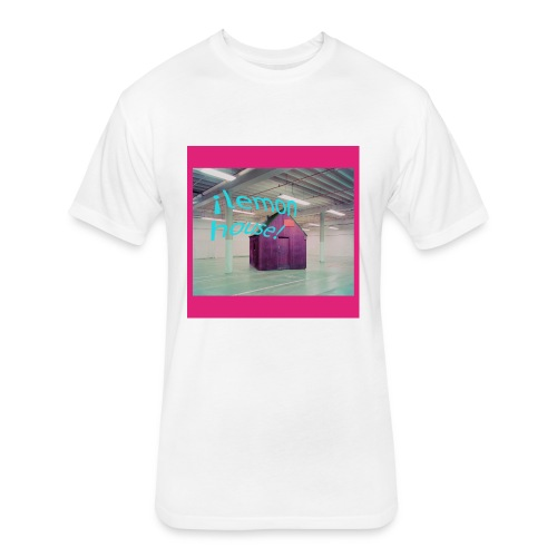 ¡lemon house! - Fitted Cotton/Poly T-Shirt by Next Level