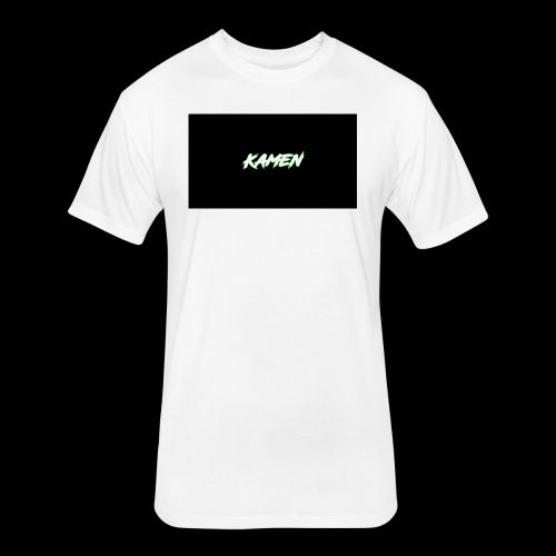 KamenMerch - Fitted Cotton/Poly T-Shirt by Next Level