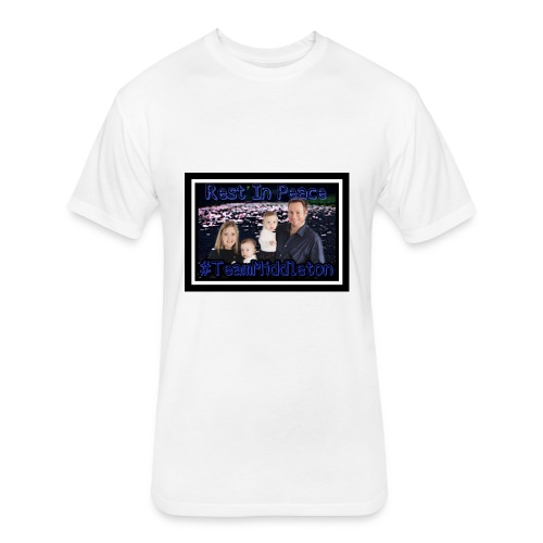 sweet dreams mr Middleton - Fitted Cotton/Poly T-Shirt by Next Level