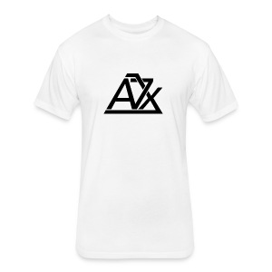 A7X1 - Fitted Cotton/Poly T-Shirt by Next Level