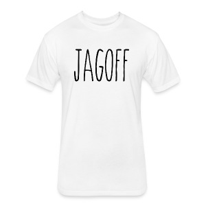 Jagoff R.D. - Fitted Cotton/Poly T-Shirt by Next Level