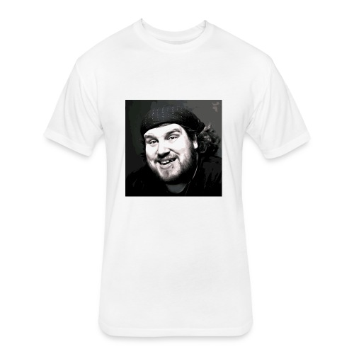 lueckenlord - Fitted Cotton/Poly T-Shirt by Next Level