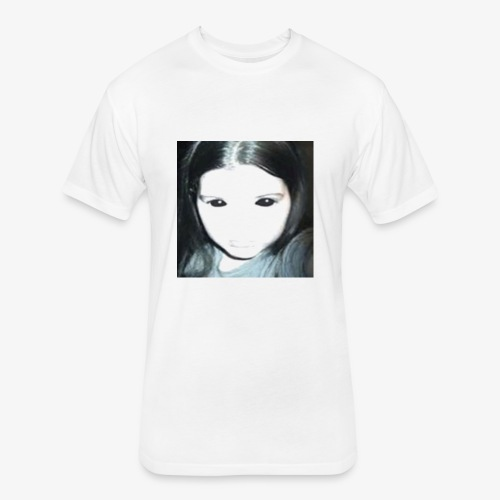 Demon Child - Fitted Cotton/Poly T-Shirt by Next Level