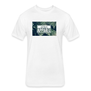 Aaauybellooo Apparel - Fitted Cotton/Poly T-Shirt by Next Level