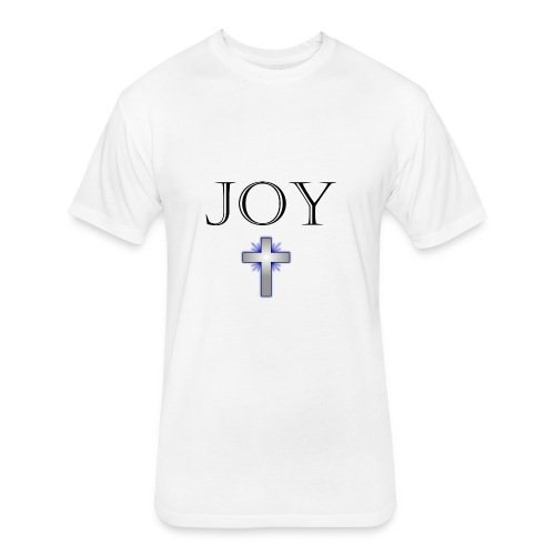 JOY KING - SHIRT - Fitted Cotton/Poly T-Shirt by Next Level
