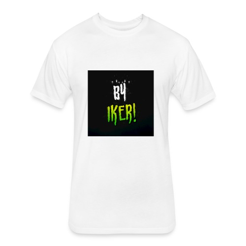 Logo ByIker!. - Fitted Cotton/Poly T-Shirt by Next Level