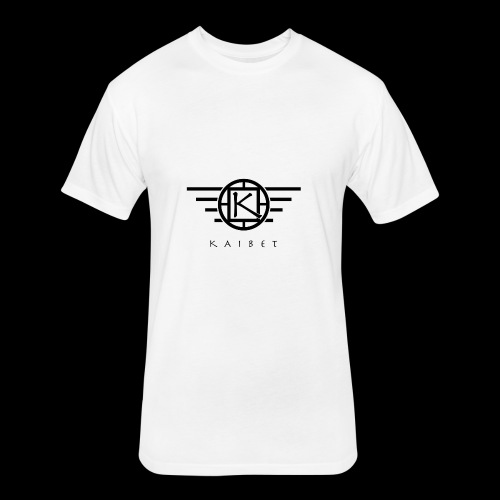Official kaibet logo. - Fitted Cotton/Poly T-Shirt by Next Level