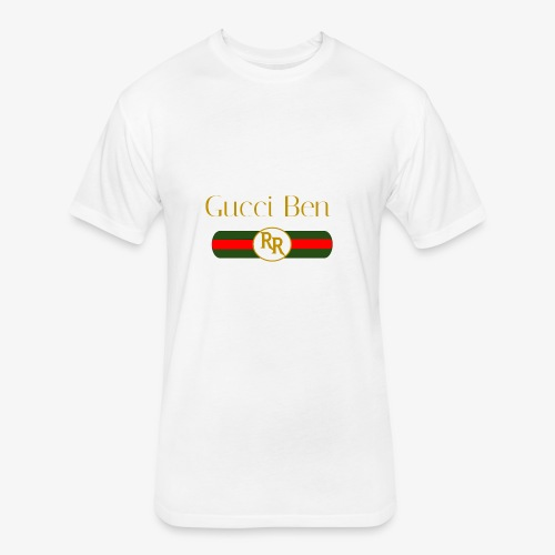 Gucci Ben - Fitted Cotton/Poly T-Shirt by Next Level