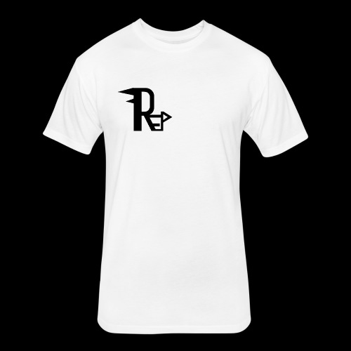 REP Clan Logo - Fitted Cotton/Poly T-Shirt by Next Level