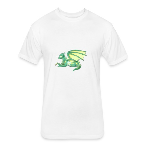 Seawing - Fitted Cotton/Poly T-Shirt by Next Level