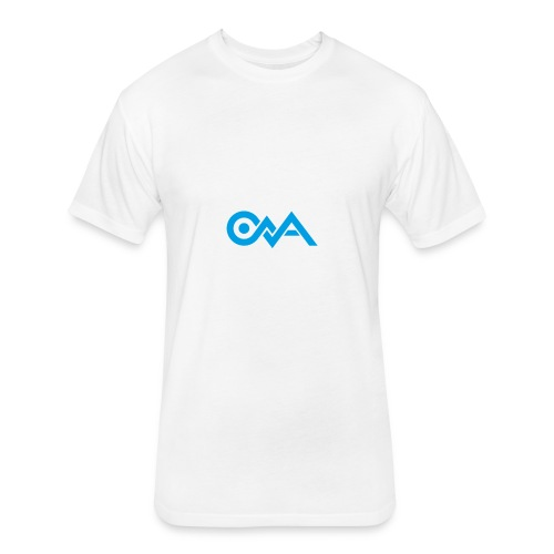Oma Alliance - Fitted Cotton/Poly T-Shirt by Next Level
