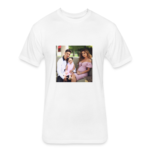 TheACEFamily - Fitted Cotton/Poly T-Shirt by Next Level