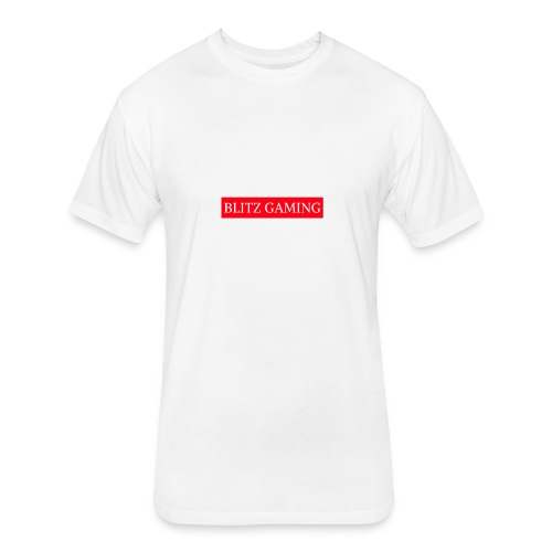 Blitz Gaming - Fitted Cotton/Poly T-Shirt by Next Level