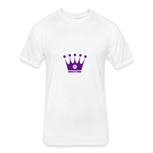 The Royal Family - Fitted Cotton/Poly T-Shirt by Next Level