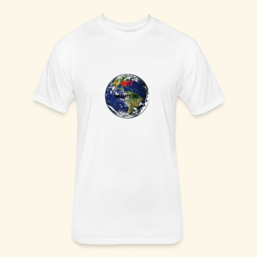 unite - Fitted Cotton/Poly T-Shirt by Next Level
