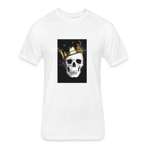 Tbone Gang - Fitted Cotton/Poly T-Shirt by Next Level