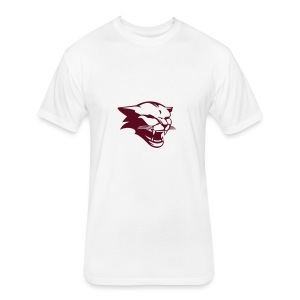 Cougar - Fitted Cotton/Poly T-Shirt by Next Level
