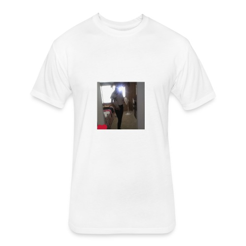 Nayeligangordon'tbang - Fitted Cotton/Poly T-Shirt by Next Level