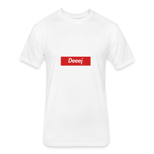 DEEEJ-PREME T SHIRT - Fitted Cotton/Poly T-Shirt by Next Level
