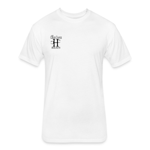 CHC BEATS - Fitted Cotton/Poly T-Shirt by Next Level