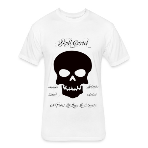 Skull Cartel - Fitted Cotton/Poly T-Shirt by Next Level