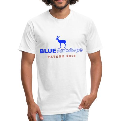 BLUE Antelope Patame 2012 - Fitted Cotton/Poly T-Shirt by Next Level
