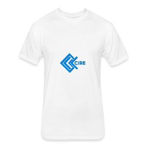 Cire Apparel Clothing Design - Fitted Cotton/Poly T-Shirt by Next Level