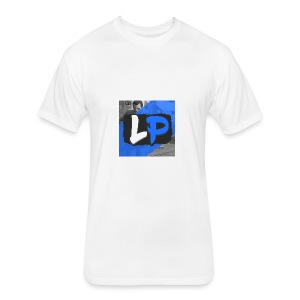 Logo Merchandise - Fitted Cotton/Poly T-Shirt by Next Level