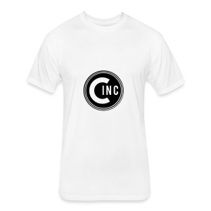Coasters Inc. Logo - Fitted Cotton/Poly T-Shirt by Next Level
