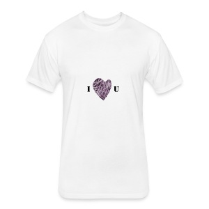FlowHeart wikiMINI 4 - Fitted Cotton/Poly T-Shirt by Next Level