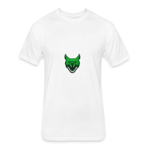 Zarah Mascot - Fitted Cotton/Poly T-Shirt by Next Level