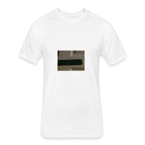 Kreed - Fitted Cotton/Poly T-Shirt by Next Level