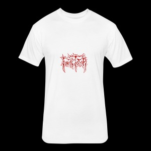 Funeral Terror - Official Merchandise - Fitted Cotton/Poly T-Shirt by Next Level