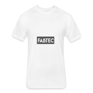 NEW FABTEC SHIRT - Fitted Cotton/Poly T-Shirt by Next Level